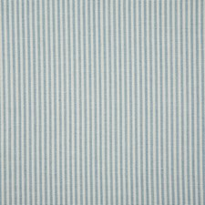 Cornflower Stripe Drapery and Upholstery Fabric by Pindler