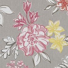 Mineral Floral Large Drapery and Upholstery Fabric by Duralee