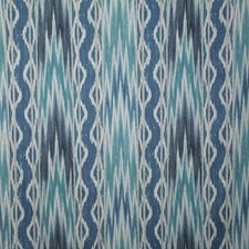 Peacock Ethnic Drapery and Upholstery Fabric by Pindler