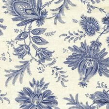 Porcelain Drapery and Upholstery Fabric by RM Coco