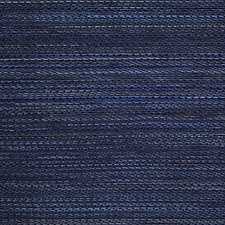 Navy Drapery and Upholstery Fabric by Scalamandre