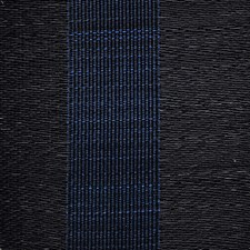 Blue/Black Drapery and Upholstery Fabric by Scalamandre