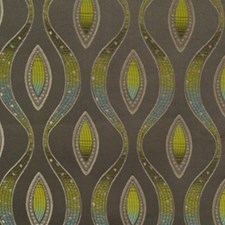 Silver Lime Drapery and Upholstery Fabric by RM Coco