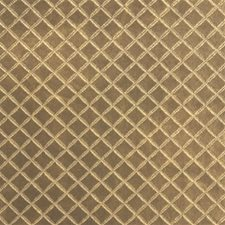 Brass Diamond Drapery and Upholstery Fabric by Kravet