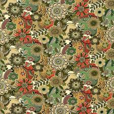 Cedar Drapery and Upholstery Fabric by Kasmir