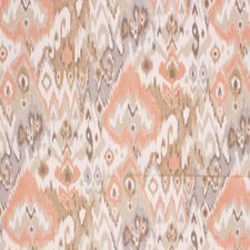 Coral Reef Drapery and Upholstery Fabric by RM Coco