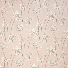 Blush Drapery and Upholstery Fabric by Silver State