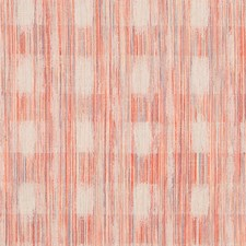 Grapefruit Ethnic Drapery and Upholstery Fabric by Duralee