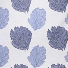 White/Blue/Light Blue Novelty Drapery and Upholstery Fabric by Kravet