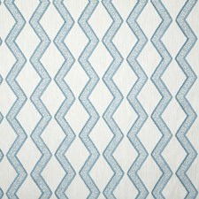 Teal Contemporary Drapery and Upholstery Fabric by Pindler
