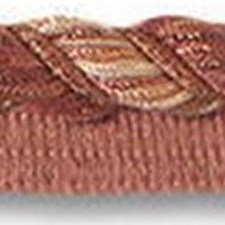 Cord With Lip Pink/Rust Trim by Kravet
