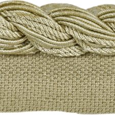 Cord With Lip Taupe Trim by Kravet