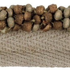 Cord With Lip Mink Trim by Kravet