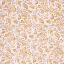 Golden Drapery and Upholstery Fabric by RM Coco