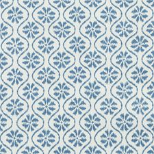 Bluebird Botanical Drapery and Upholstery Fabric by Kravet