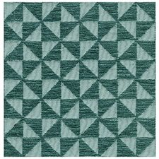Aqua/Teal Geometric Drapery and Upholstery Fabric by Lee Jofa