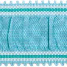 Braids Shorely Blue Trim by Lee Jofa