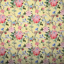 Lemon Traditional Drapery and Upholstery Fabric by Pindler