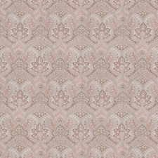Orange/Rust/Pink Traditional Drapery and Upholstery Fabric by JF