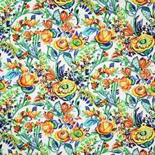 Jungle Print Drapery and Upholstery Fabric by Pindler