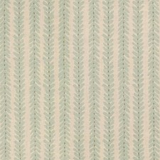 Aqua Drapery and Upholstery Fabric by Schumacher