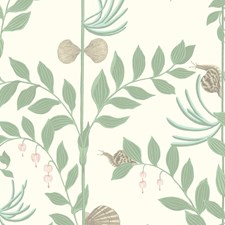 Soft Green Wallcovering by Cole & Son Wallpaper