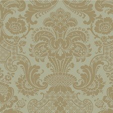 Khaki Print Wallcovering by Cole & Son Wallpaper