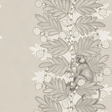 Stone/White Berries Print Wallcovering by Cole & Son Wallpaper