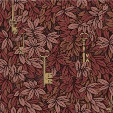 Autumnal Leaves Print Wallcovering by Cole & Son Wallpaper