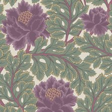 Mulberry/Sage/Parc Botanical Wallcovering by Cole & Son Wallpaper