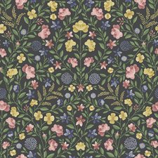 Y/R/Hb Botanical Wallcovering by Cole & Son Wallpaper