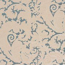 Beryl Blue Wallcovering by Scalamandre Wallpaper