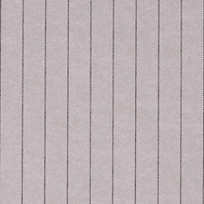 Pinstripe Black on White Wallcovering by Phillip Jeffries Wallpaper