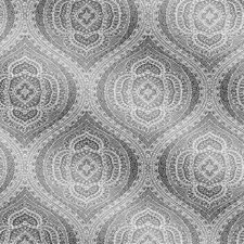 Silver Transitional Wallpaper Wallcovering by Brewster