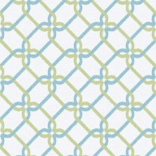 Teal Trellis Wallcovering by Brewster