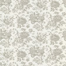 White Vintage Wallcovering by Brewster