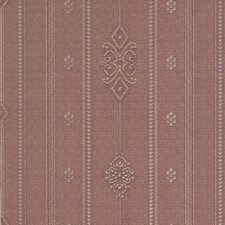 Mauve Traditional Wallpaper Wallcovering by Brewster