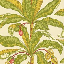 Tropical Wallcovering by Schumacher Wallpaper