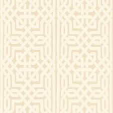 Flax Wallcovering by Schumacher Wallpaper