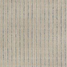 Silver Leaf Wallcovering by Schumacher Wallpaper