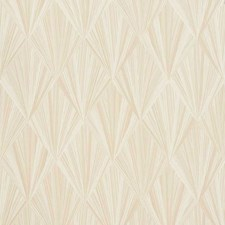 Blonde Wallcovering by Schumacher Wallpaper
