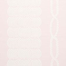 Blush Wallcovering by Schumacher