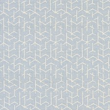 Chambray Wallcovering by Schumacher Wallpaper