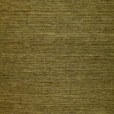 Olive Wallcovering by Schumacher Wallpaper