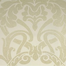 Creme/Beige/Yellow Traditional Wallcovering by JF Wallpapers