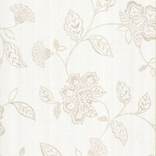 Cream Transitional Wallpaper Wallcovering by Brewster