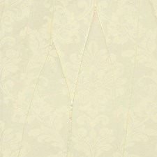 Pearl Yellow/Yellow Damask Wallcovering by York
