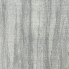 Silver Shade On White Glam Grass Wallcovering by Phillip Jeffries Wallpaper