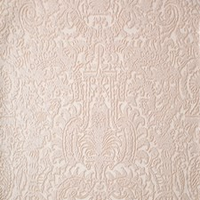 Pearl White/Blush Pink Contemporary Wallcovering by York