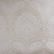 Brown/Taupe Traditional Wallcovering by JF Wallpapers